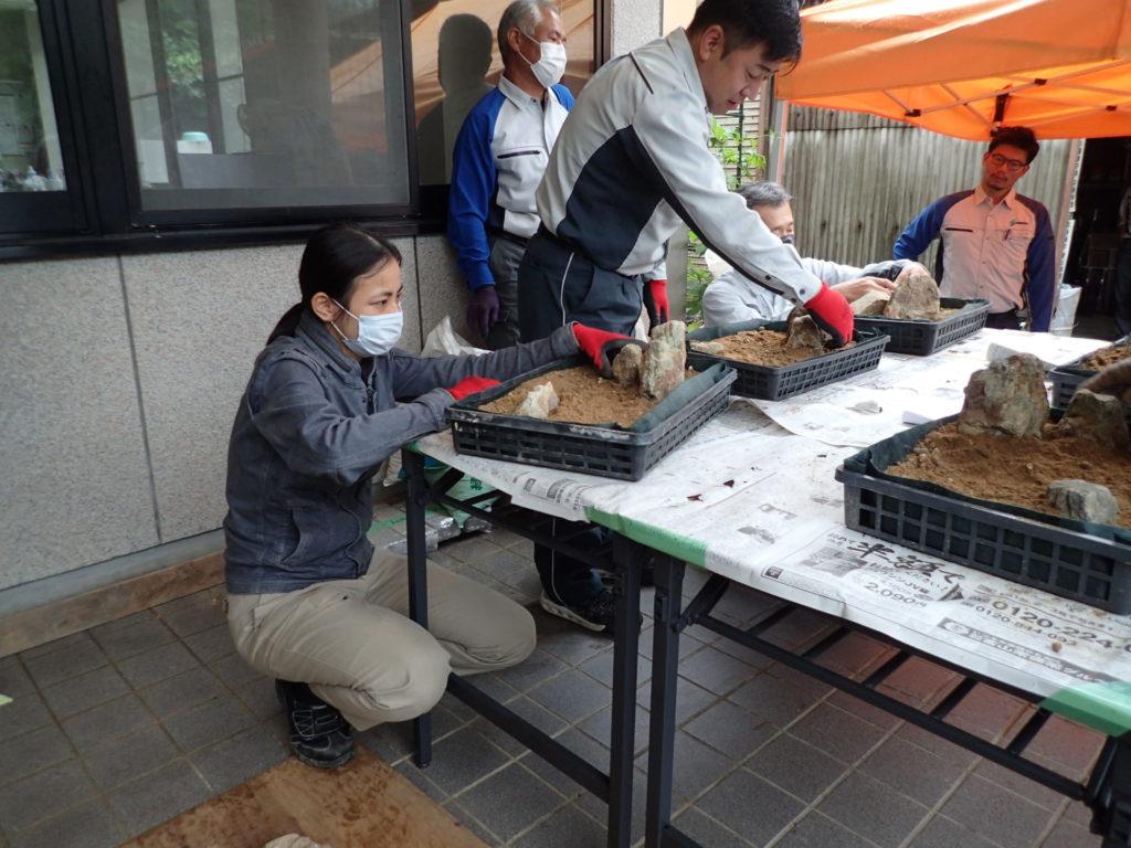 昭和造園土木技術研修