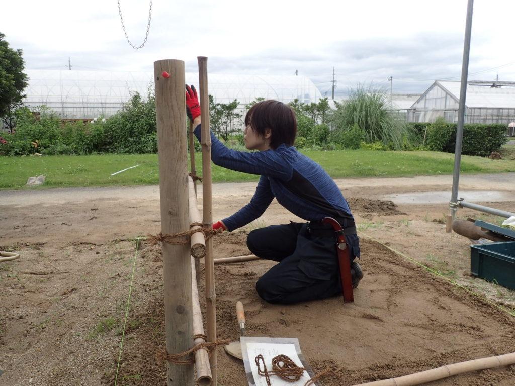 3級造園技能検定