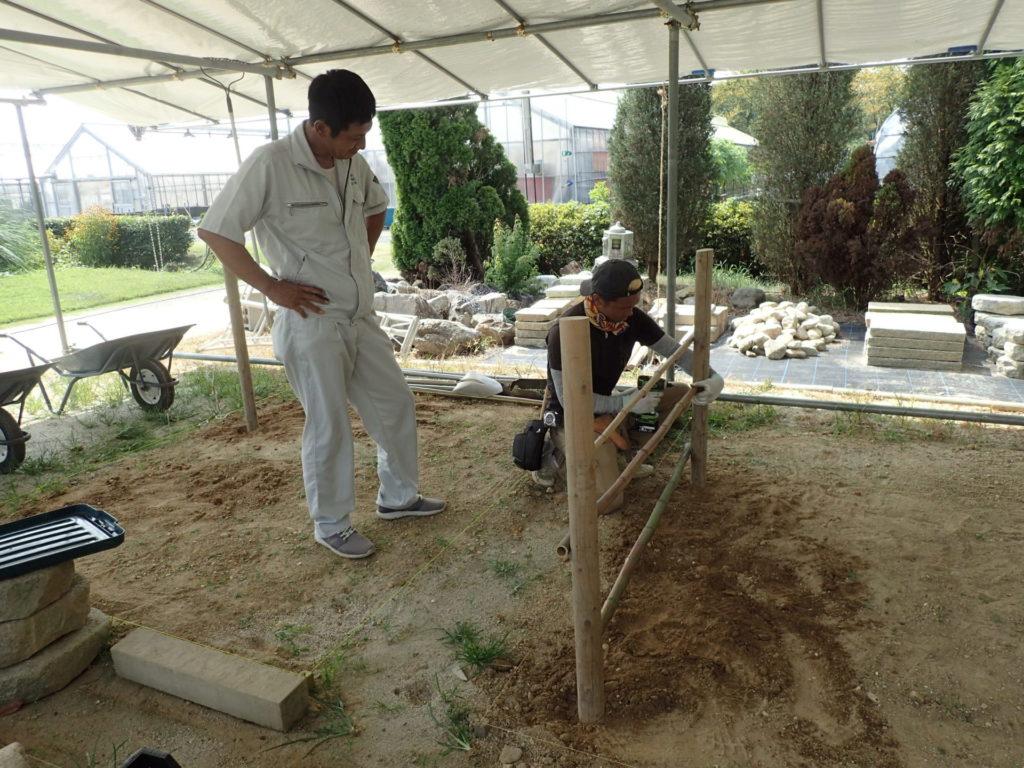 2級造園技能検定
