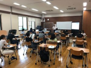 『キャリアデザインⅡ』最終講義
