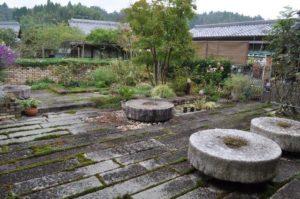 曽根氏庭園(磁叟庵)の新しい庭
